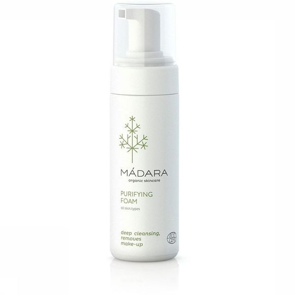 Madara Cosmetics Mousse Purifiante Intense 150 ml Pas de couleur