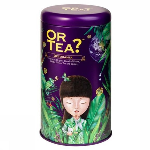 Or Tea? Thee detoxania Paars