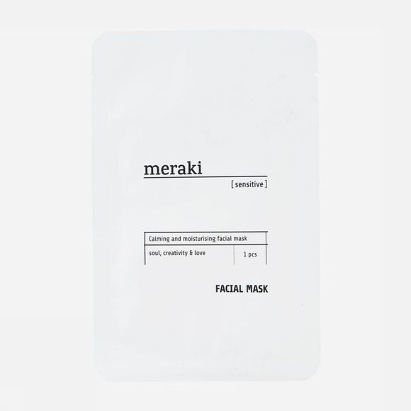 Meraki Facial Mask Sensitive Wit