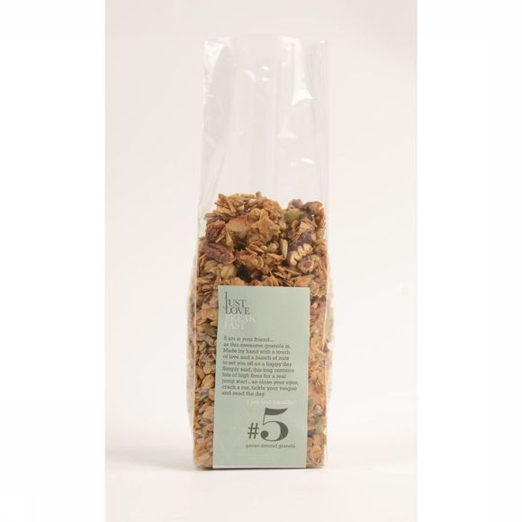 I Just Love Breakfast Granola #5 Geen kleur
