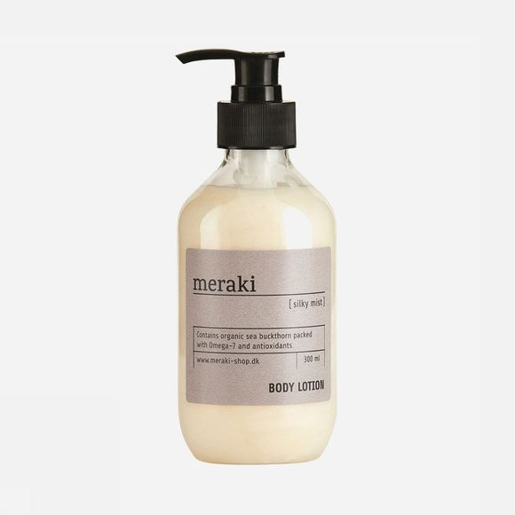 Meraki Body Lotion Silky Mist Wit