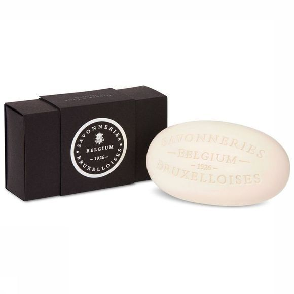 Savonneries Bruxelloises Single Box Ginger & Lime 100 Gr Zwart