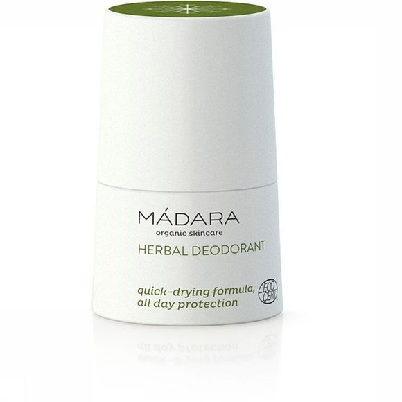 Madara Cosmetics Herbal Deodorant 50ml Geen kleur