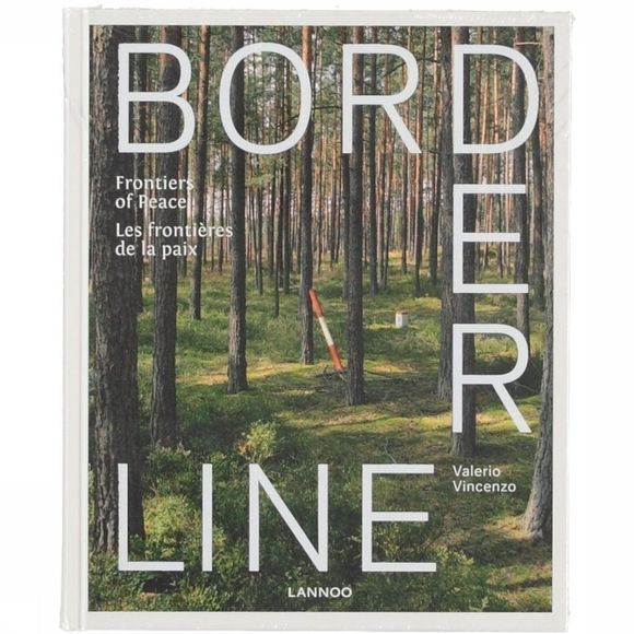 Lannoo LIVRE LANN BORDERLINE, FRONTIERS AND PEACE Assortiment