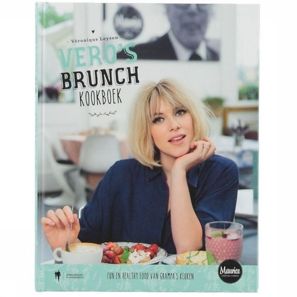 Borgerhoff & Lamberigts Boek Vero's Brunch Cookbook Assortiment