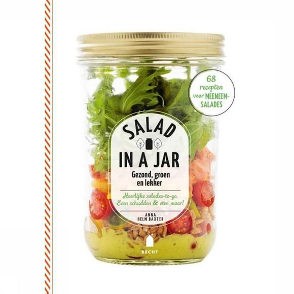 Boek Salad In A Jar
