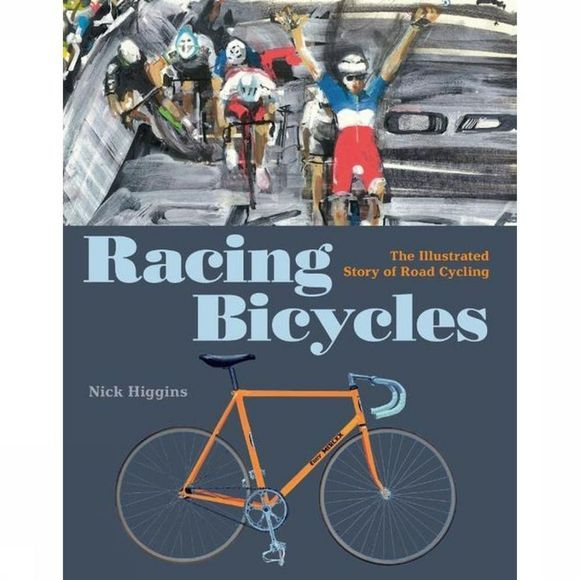 Laurence King Boek Racing Bicycles Assortiment
