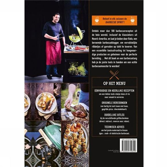 Deltas Livre De Perfecte Barbecue Assortiment