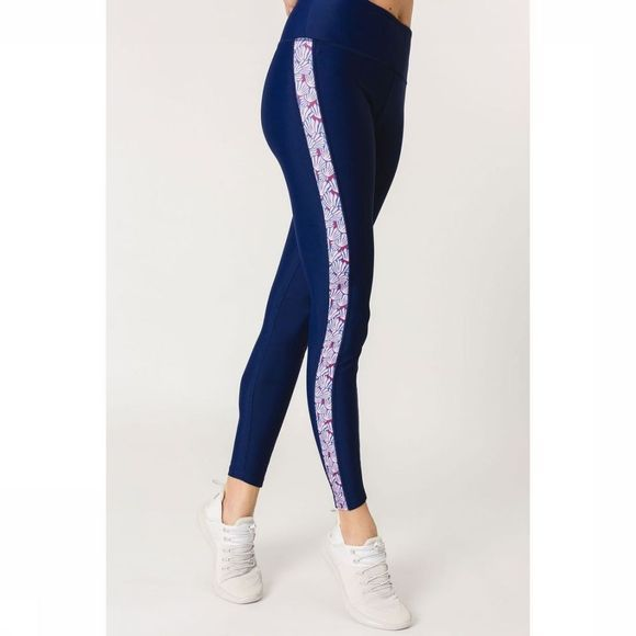 Pure by Luce Legging Rene Donkerblauw/Assortiment